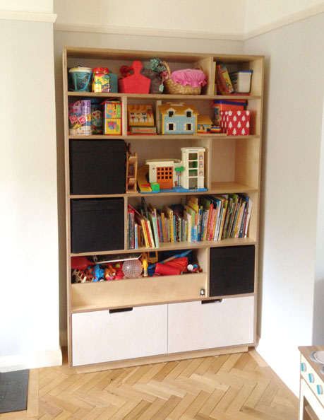 Calver Storage Unit<br />