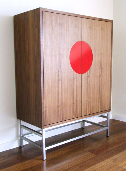 Poloni Cocktail Cabinet <br />